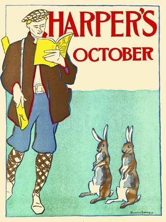 Harper's October