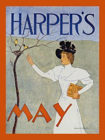Harper's May