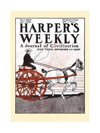 Harper's Weekly, a Journal of Civilization, New York, November 24: 1900