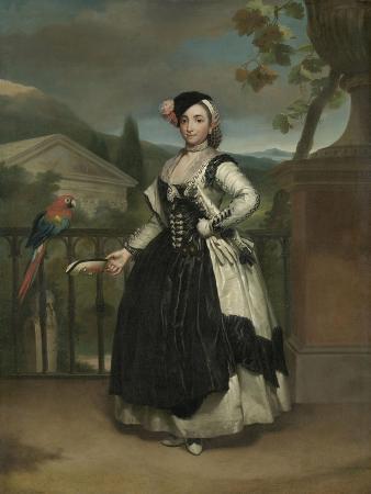 Portrait of Isabel Parreno Y Arce, Marquesa De Llano