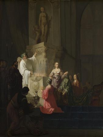 Idolatry of King Solomon
