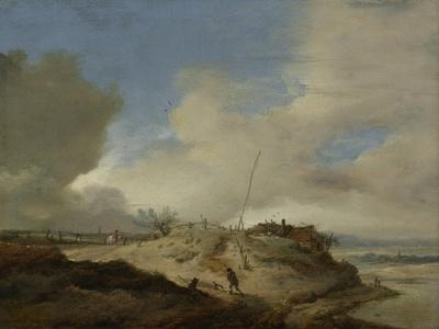 Landscape with a Sign Post