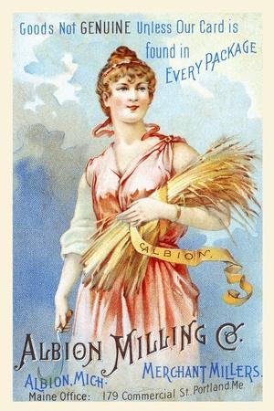 Albion Milling Company
