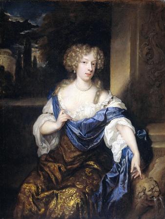 Portrait of Helena Ctaharina De Witte, Wife of Iman Mogge, Lord of Haamstede