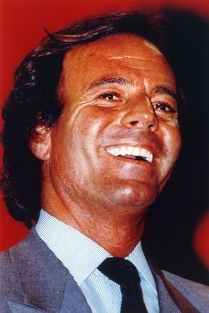 Julio Iglesias Portrait in Formal Attire