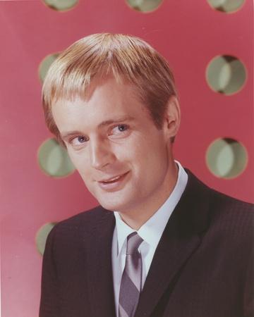 David McCallum Posed in Portrait