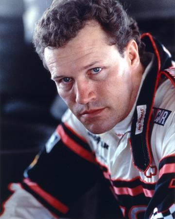 Michael Rooker Close Up Portrait