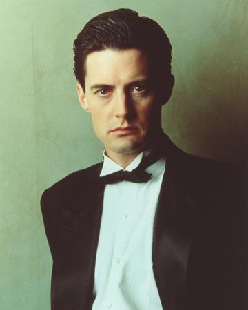 Kyle MacLachlan in Suit Portrait