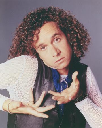 Pauly Shore Close-up Portrait