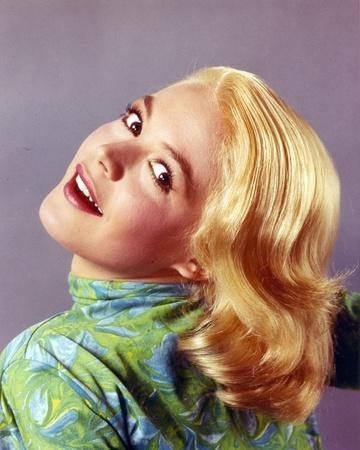Sandra Dee Close Up Portrait
