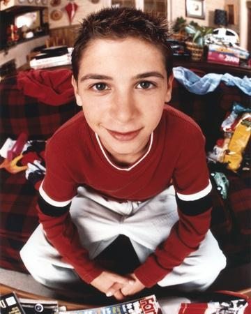 Malcolm In The Middle Posed in Sweater