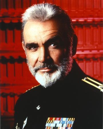 Sean Connery in General Uniform