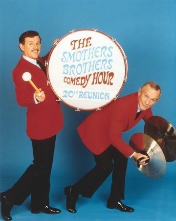 Smothers Brothers Poster