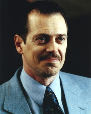 Steve Buscemi in Formal Outfit Close Up Portrait