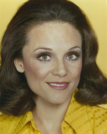 Valerie Harper Portrait in Yellow Shirt