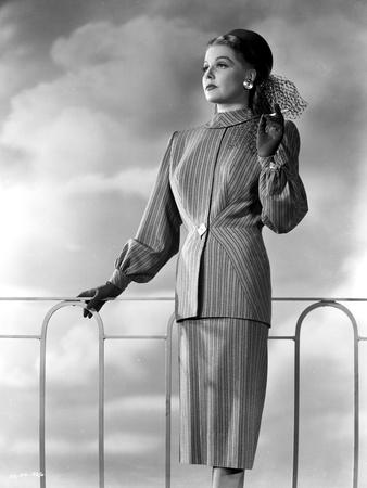 Ann Sheridan wearing a Tunic Dress
