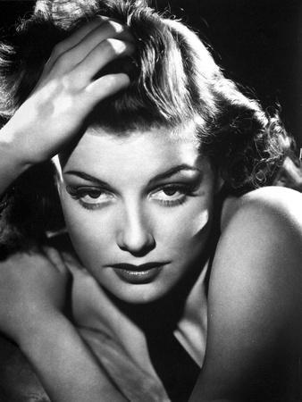 Ann Sheridan Making a Seducing Look