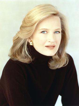 Diane Sawyer in Black Long Sleeve Portrait