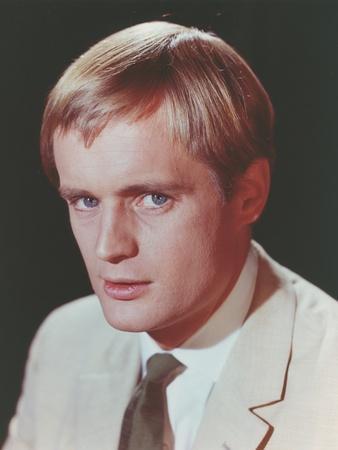 David McCallum in Tuxedo Portrait