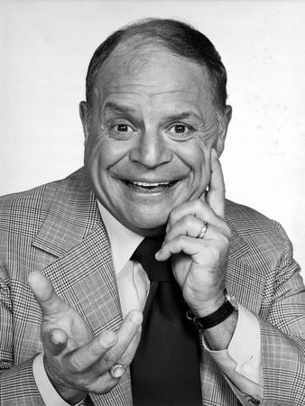 Don Rickles smiling in Nice Suit