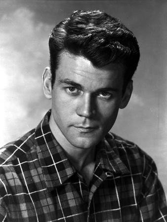 Don Murray Posed in Classic Portrait