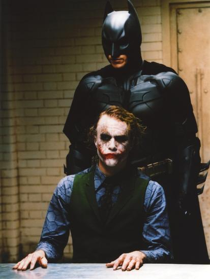 Heath Ledger As Joker Photo By Movie Star News At