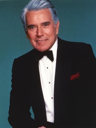 John Forsythe in Tuxedo Portrait