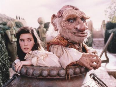 Jennifer Connelly Along with Monster Movie Scene