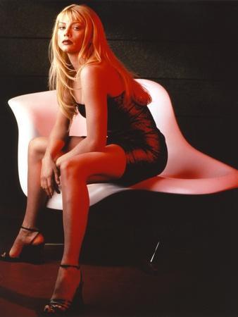 La Femme Nikita as Nikita in Black Mini Skirt