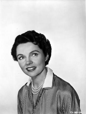 Jane Wyatt Portrait in Classic