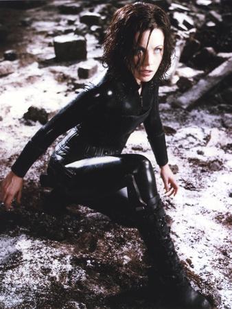 Kate Beckinsale in the Movie Underworld