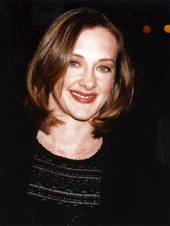 Joan Cusack Showing a Little Smile