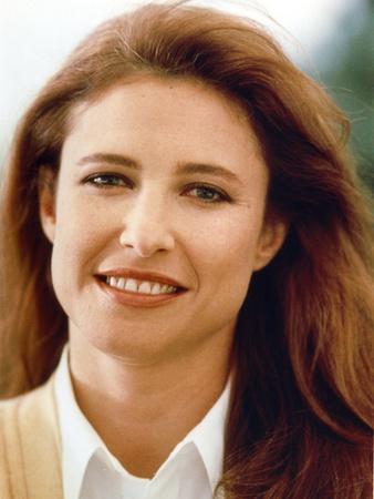 Mimi Rogers Close Up Portrait