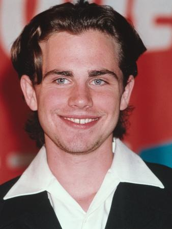 Rider Strong smiling in Close-up Portrait