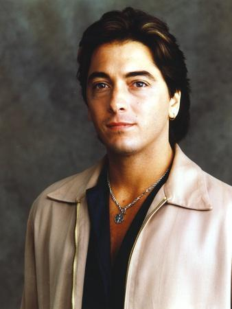 Scott Baio Posed in Formal Outfit Portrait