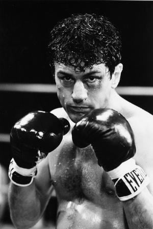 Robert Deniro Boxing with his Guard Up