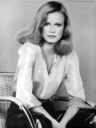 Shelley Hack Seated in Classic