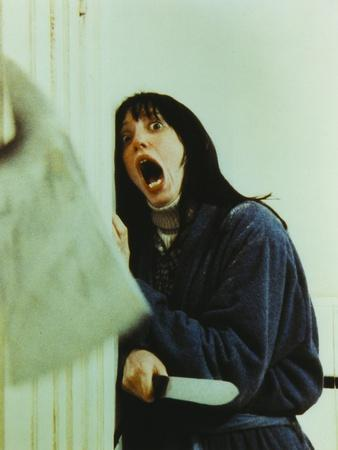 Shelley Duvall Shocked when She Saw the Axe in a Movie Scene