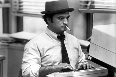John Belushi in White long sleeve With Hat