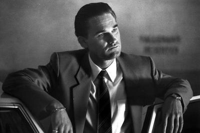 Kurt Russell in Tuxedo Portrait