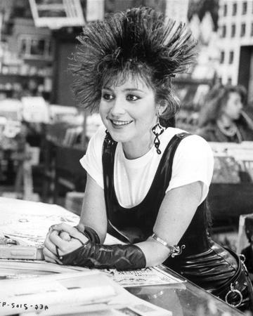 Annie Potts Seated in Classic