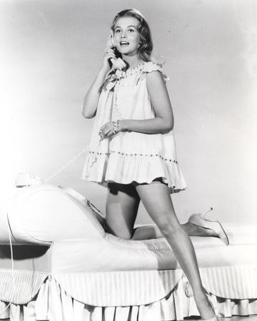 Ann Margret wearing a Sleeping Dress in Classic