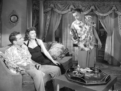 From Here To Eternity Cast Talking in Black and White