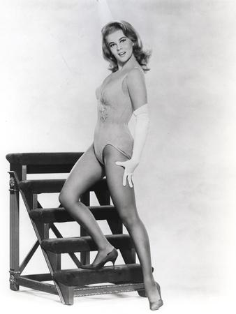 Ann Margret wearing a One Piece with Gloves in Classic