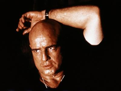 Marlon Brando Movie Still from Apocalypse Now