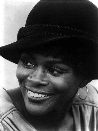 Cicely Tyson smiling in Portrait in Classic