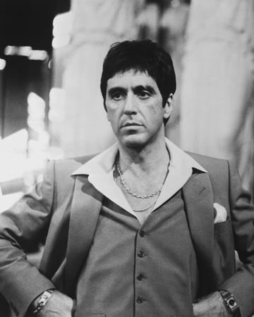 Al Pacino in Formal Outfit, Hands on Waist