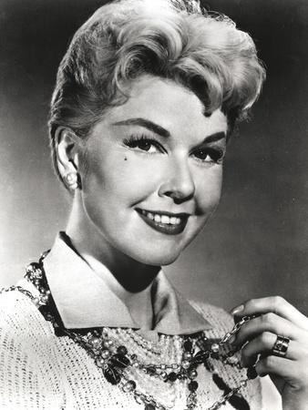 Doris Day Portrait in Classic with Blouse