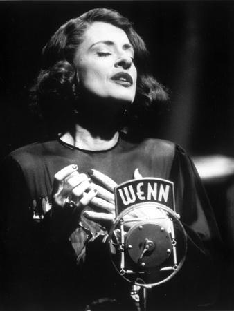 Patti Lupone Portrait in Printed Shirt