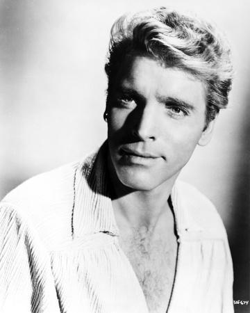 Burt Lancaster wearing a Polo Shirt